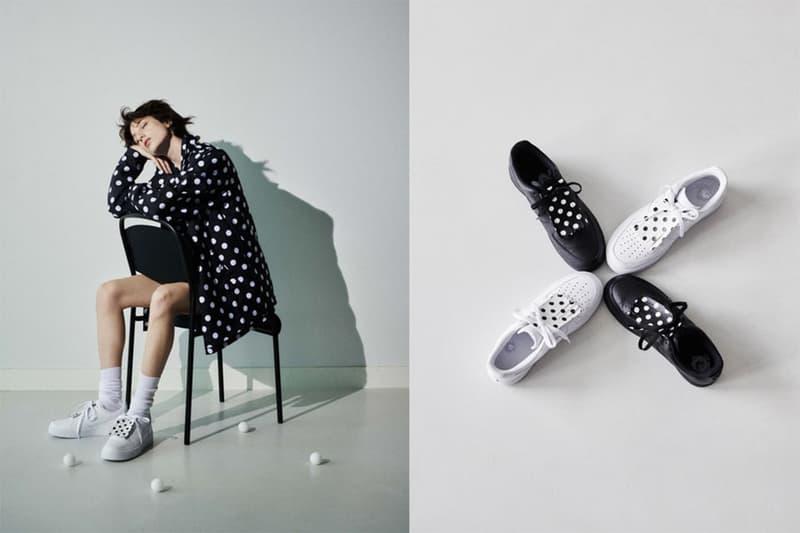 BEAMS x NIKE 聯手推出別注水玉圖案服裝鞋款系列