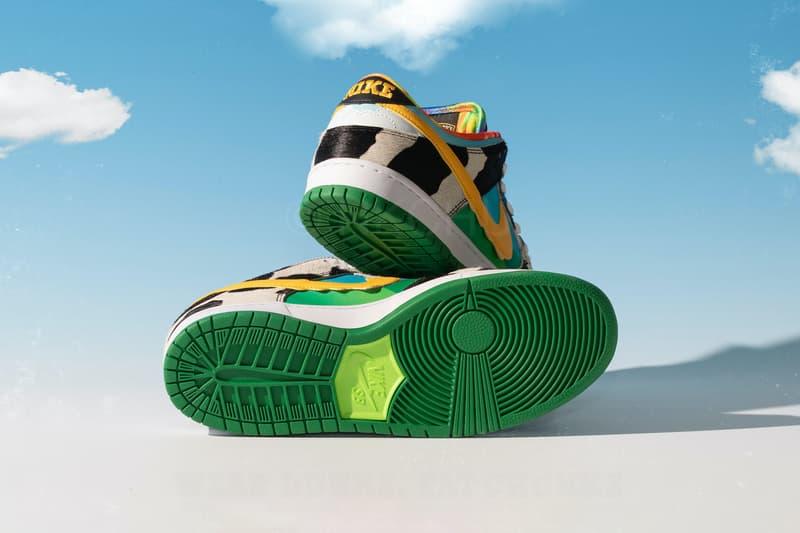 近賞 Ben & Jerry's x Nike SB 全新聯乘 Dunk Low Pro