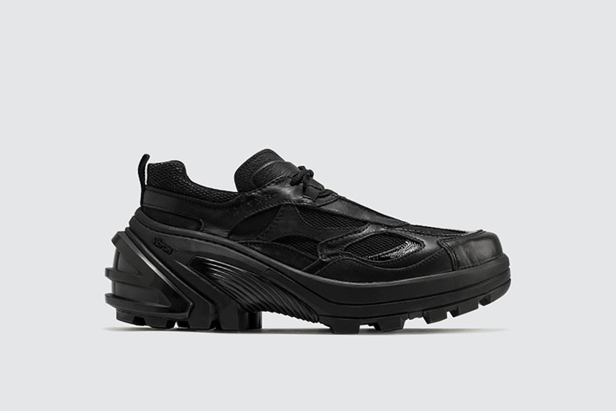 本日嚴選 7 雙黑魂 Sneakers 入手推介