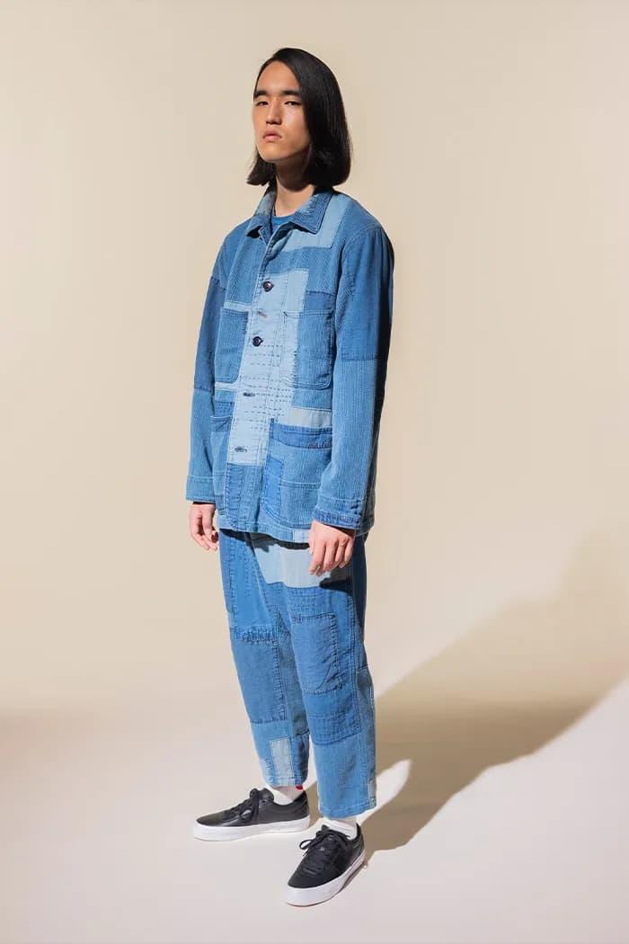 越藍越愛-Blue Blue Japan 發佈 2020 春夏系列 Lookbook