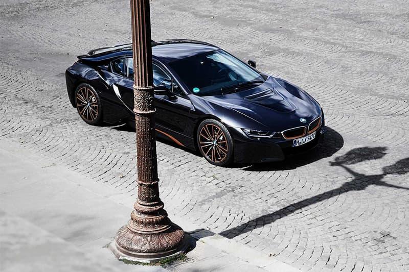 全球限量 200 輛 BMW i8 Ultimate Sophisto Edition 正式抵台