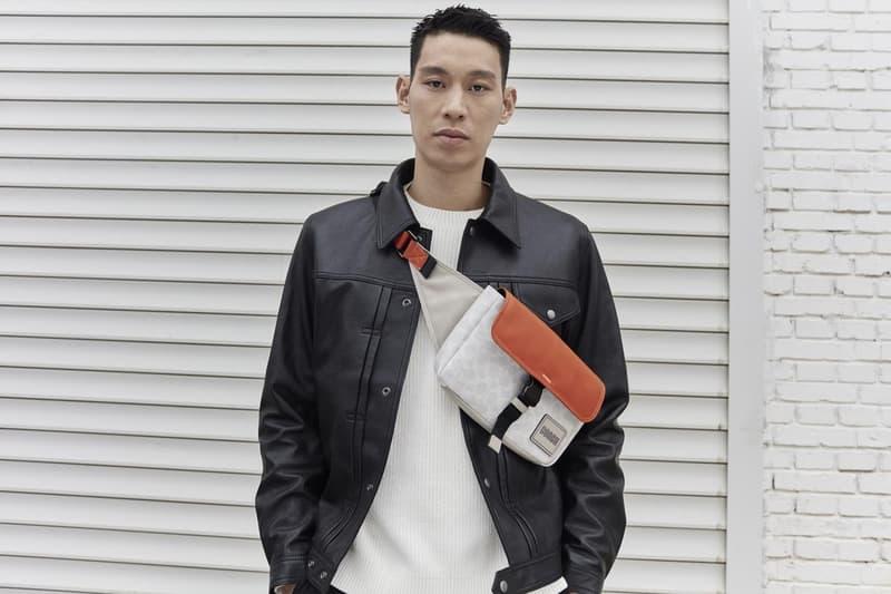 Coach 宣布林書豪 Jeremy Lin 成為男士產品系列代言人