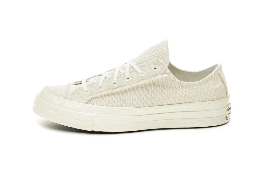 解構元素 − Converse 推出全新 Renew Canvas 系列 Chuck 70 鞋款