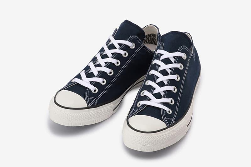 Converse ALL STAR 100「GORE-TEX」迎來經典深藍配色
