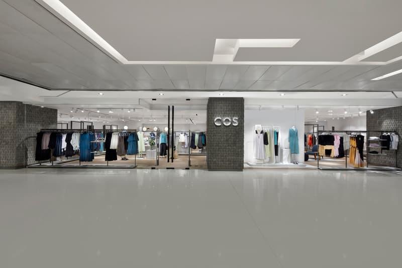 COS 全新香港專門店正式登陸沙田區