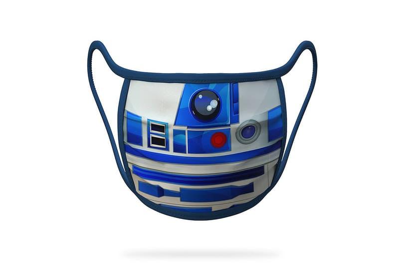 Disney 正式推出 Star Wars、Marvel、Mickey Mouse 等主題布口罩