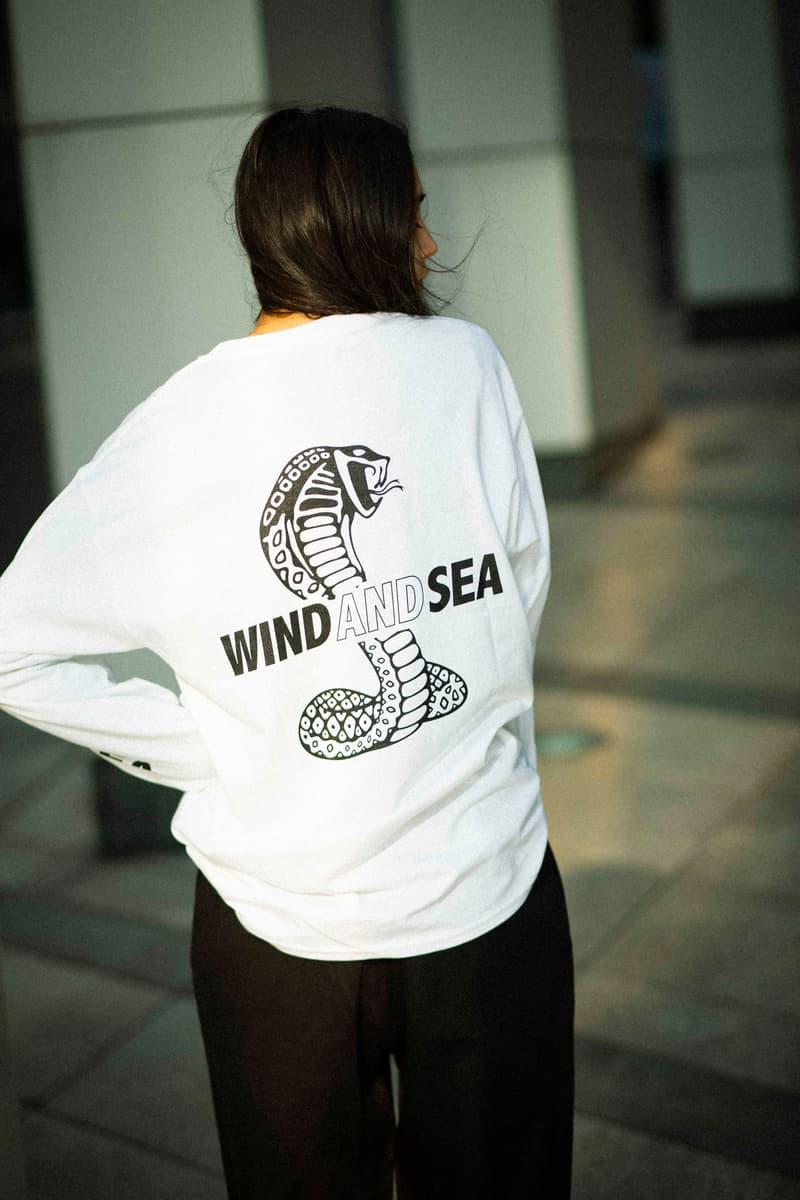 惡魔衝浪-Devilock x WIND AND SEA 2020 聯乘系列