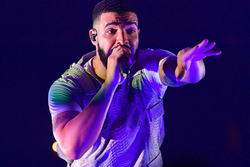Drake 公開個人評比歷史 5 大饒舌歌手排行