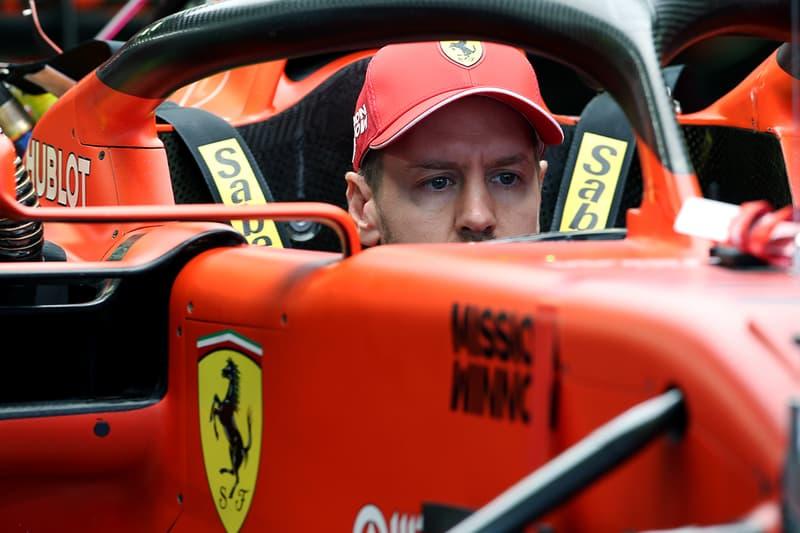 變天!四屆 Formula 1 世界冠軍 Vettel 將於年底離開 Ferrari 車隊