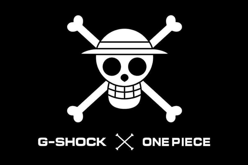 超人氣聯名!G-Shock 預告將與《One Piece》推出別注錶款