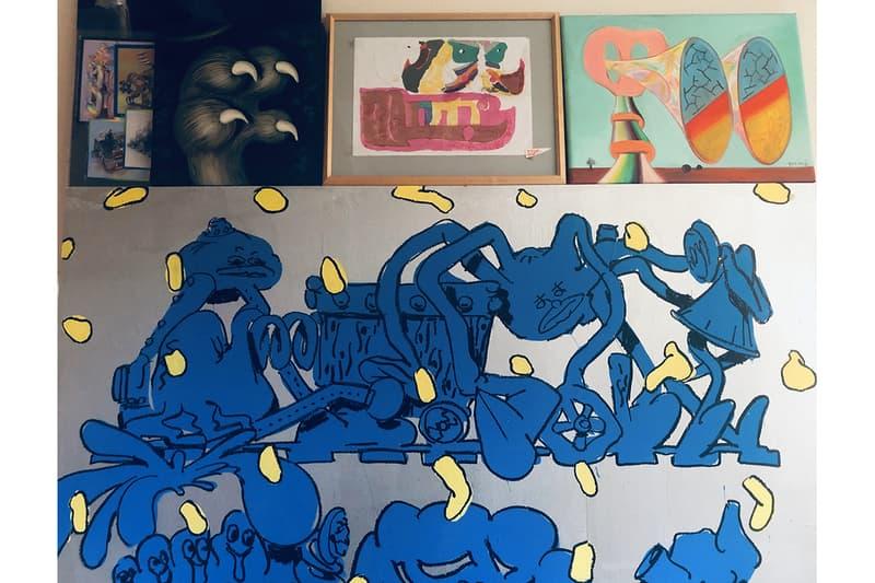 當童年記憶成為你創意的載體!HYPEBEAST 專訪塗鴉設計師 Gasius