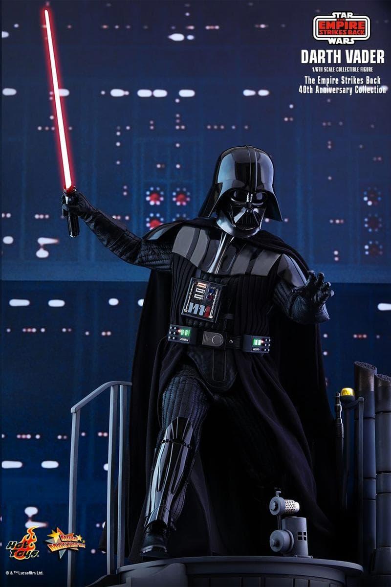 Hot Toys 推出 Boba Fett 和 Darth Vader《帝國反擊戰 40 周年系列》別注 1:6 人偶