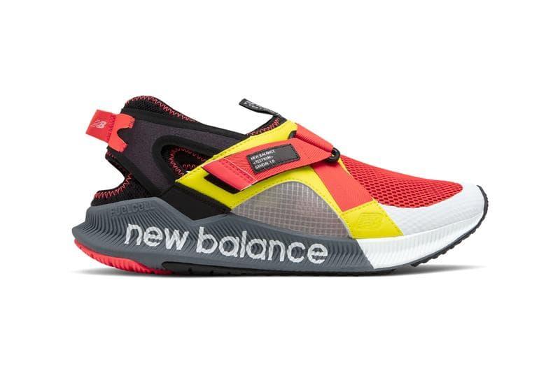 New Balance 推出跑鞋及涼鞋的合體鞋款 Shandal