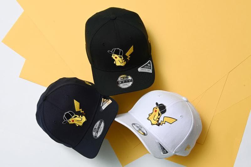 New Era x《Pokémon》攜手打別注聯名系列