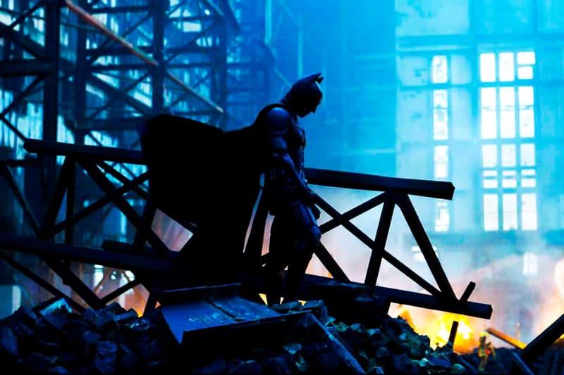 Christopher Nolan 經典電影作品「黑暗騎士三部曲」將於下月香港再上畫