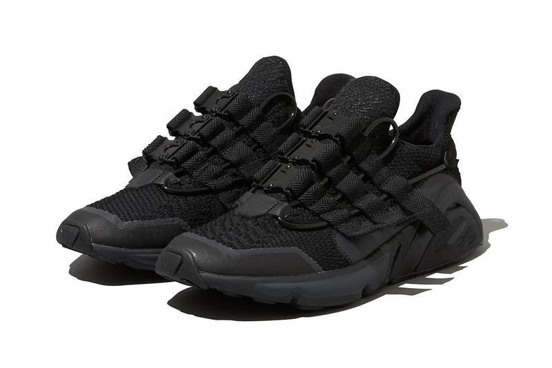 White Mountaineering x adidas Originals 聯名 LXCON 鞋款黑化上架