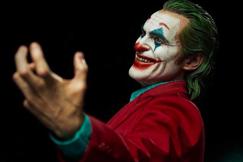 Blitzway x Prime 1 Studio 推出 Joaquin Phoenix 版本「Joker」1:13 珍藏模型