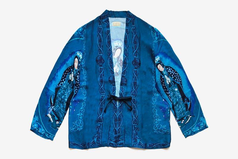 聖母的祈禱-KAPITAL 春夏釋出 Kakashi 野良著