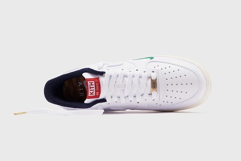 出手抗疫-KITH x Nike Air Force 1 親友版本鞋款慈善發送