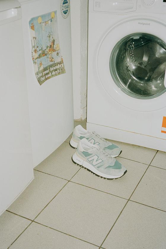 鞋王進化-New Balance Tokyo Design Studio 全新 RC_1300 JP 鞋款型錄