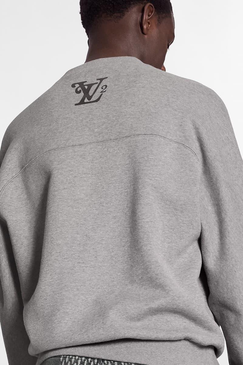 Virgil Abloh 攜手 NIGO 打造 Louis Vuitton 聯名企劃「LV²」首波發售單品全公開