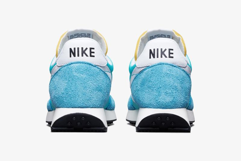 Nike Air Tailwind 79 推出全新「Sky Blue」配色鞋款