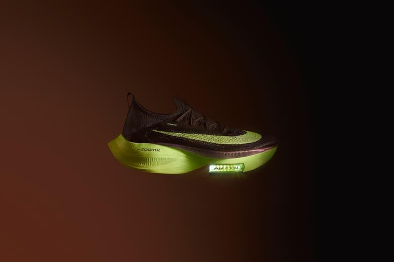 運動無阻隔-Nike 全新競速跑鞋 Air Zoom Alphafly NEXT% 上架情報