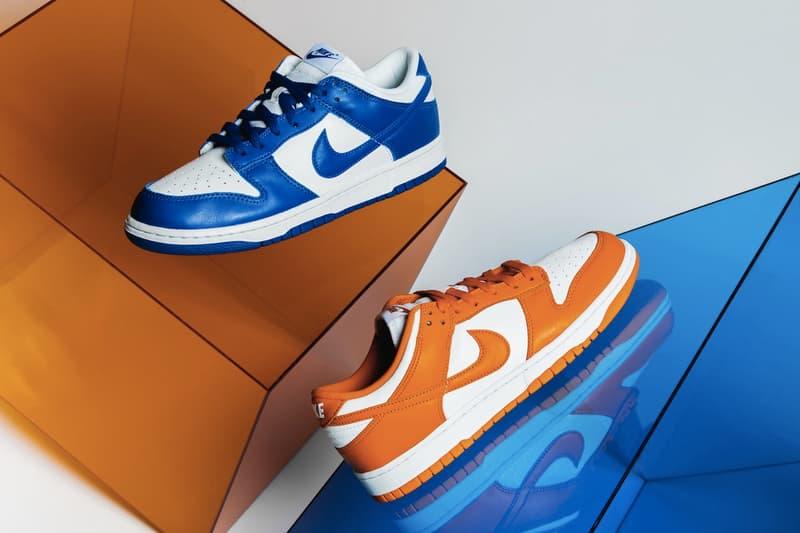 Nike 年度人氣鞋款 Dunk Low 確定於未來推出大童尺寸系列