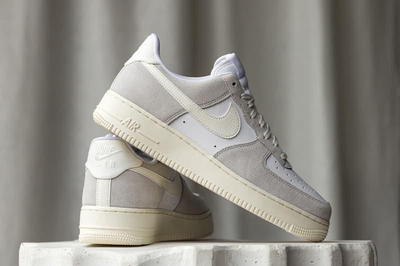 Nike Sportswear 釋出全新「Platinum Tint」配色風格鞋履系列