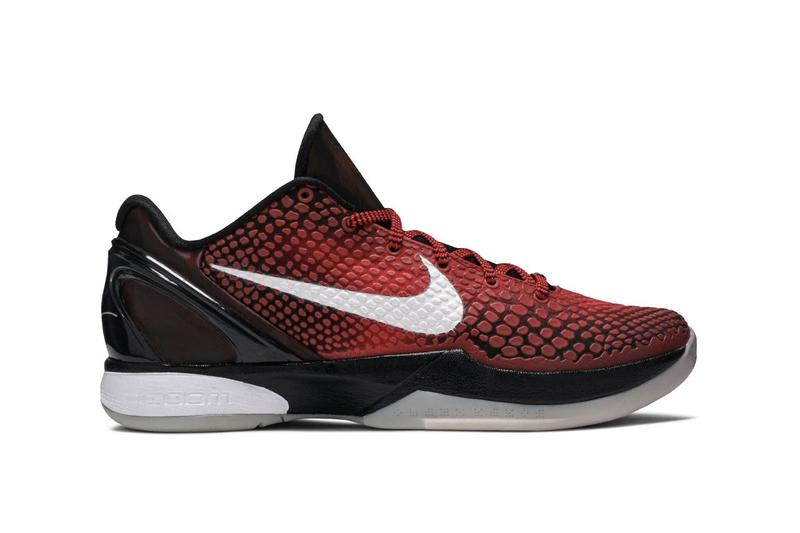 消息稱 Nike Kobe 6 Protro 或將於 2021 年復刻登場