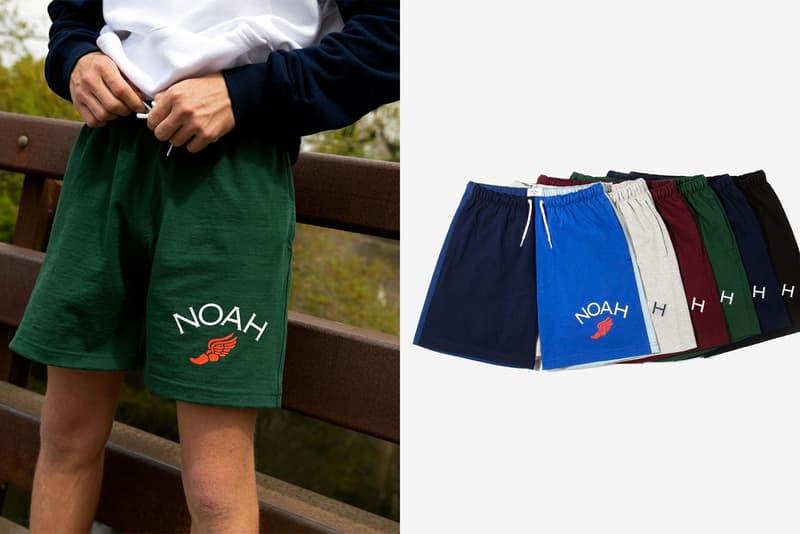 夏天必穿短打!Noah 全新棉質短褲單品上架
