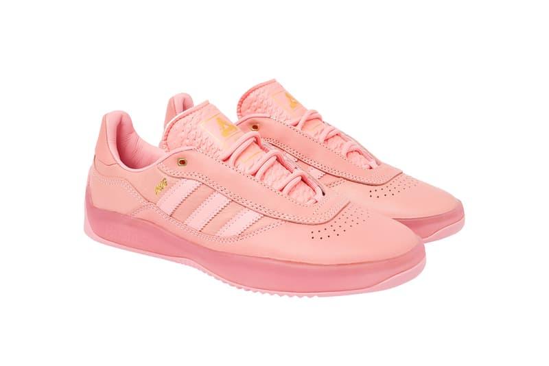 Palace x adidas Skateboarding 聯乘 PUIG 鞋款正式發佈