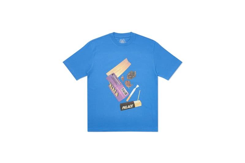 Palace 正式發佈 2020 夏季 T-Shirt 及恤衫系列