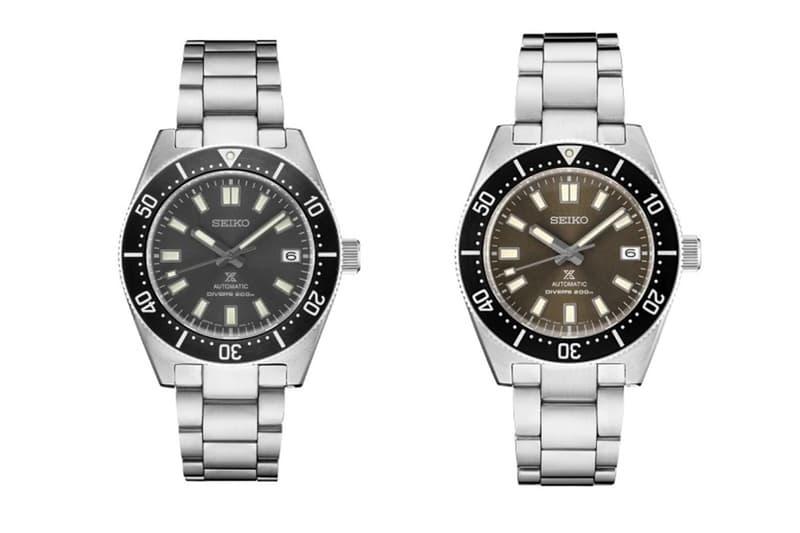 經典重塑 − Seiko 推出全新 Prospex 系列潛水錶