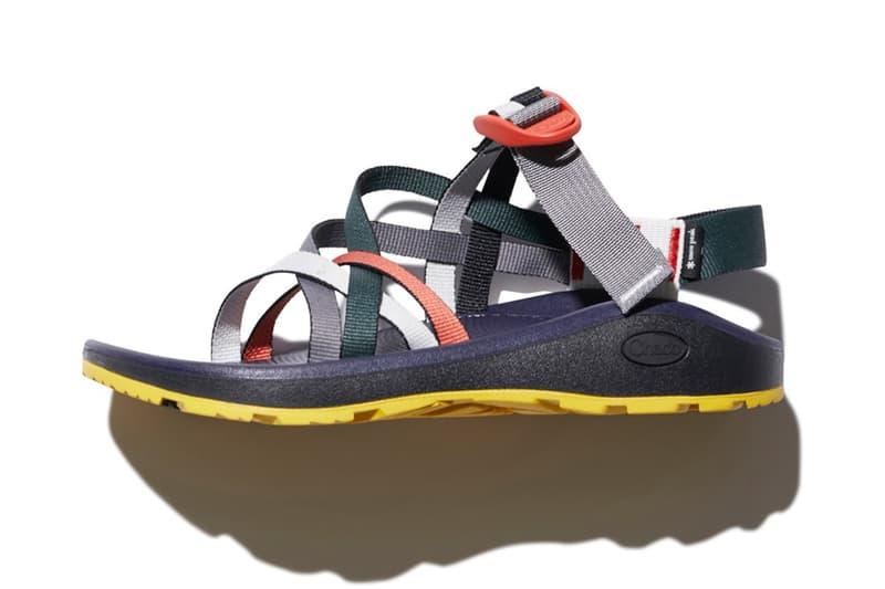 Snow Peak x Chaco 聯手打造別注「Z Cloud X」涼鞋款式