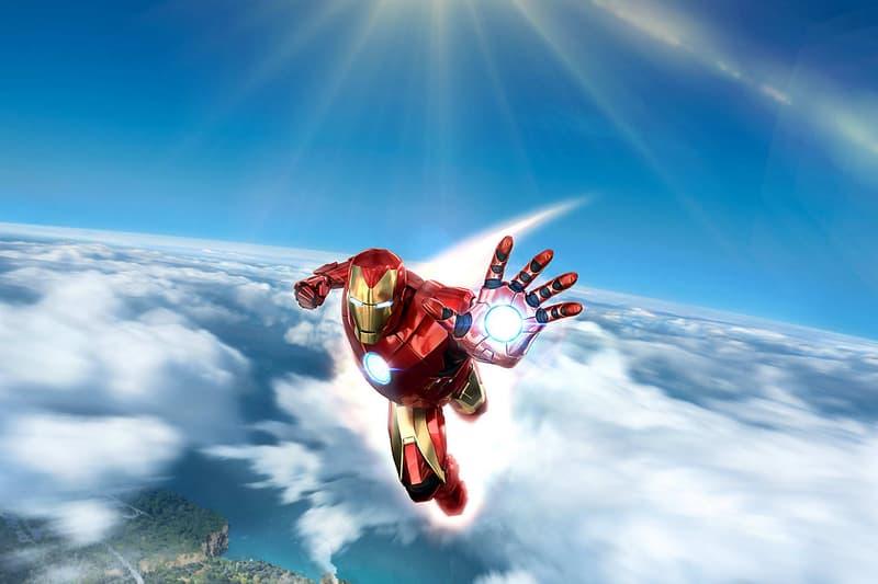 化身 Tony Stark-Sony 正式確認 PlayStation 4《Iron Man VR》遊戲發售日
