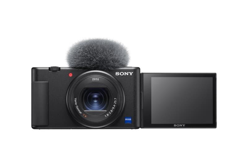 Vlog 創作者專用!Sony 最新數位相機 ZV-1 正式登場
