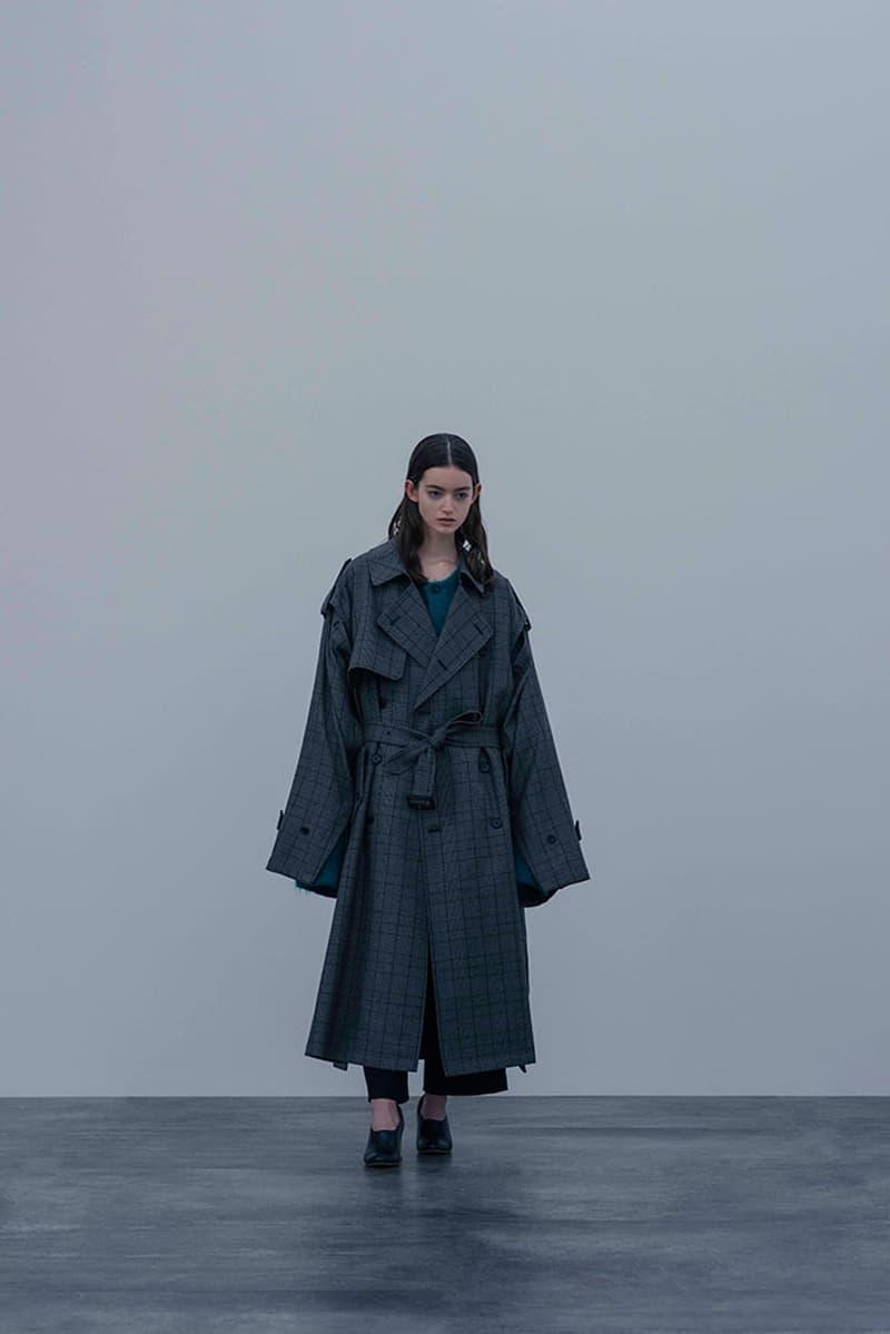 Stein 2020 秋冬系列 Lookbook 正式發佈