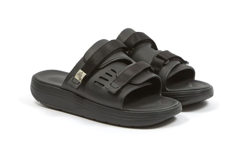 Suicoke 推出全新鞋款 Urich「Triple Black」黑魂配色