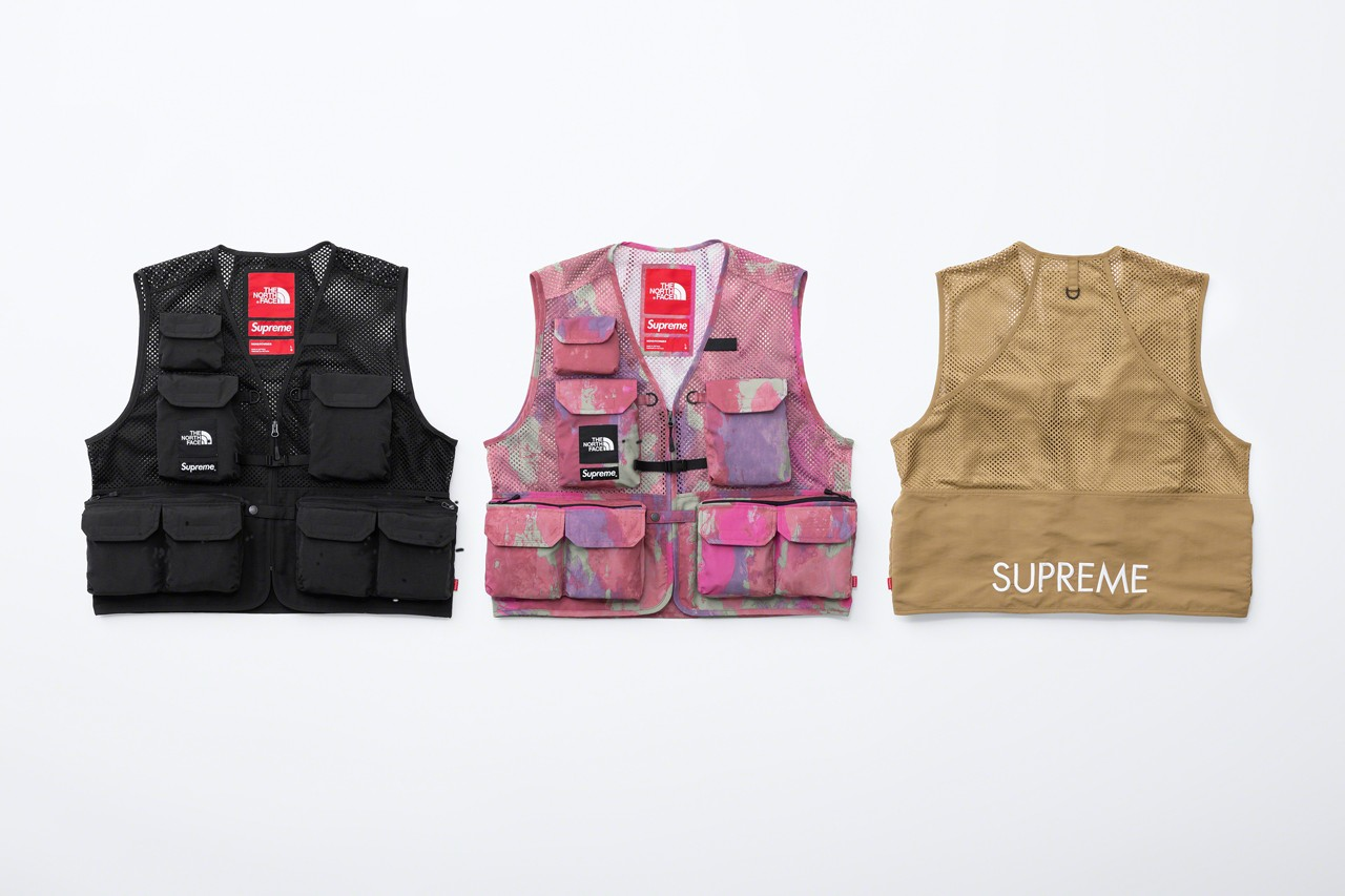 Supreme x The North Face 2020 春夏聯乘系列第二回發佈