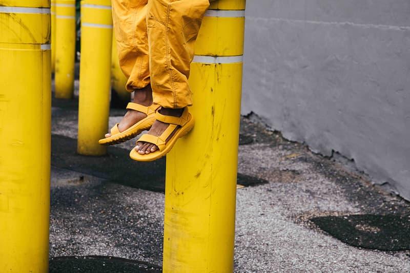 可持續概念-TEVA 發佈全新環保材質系列涼鞋