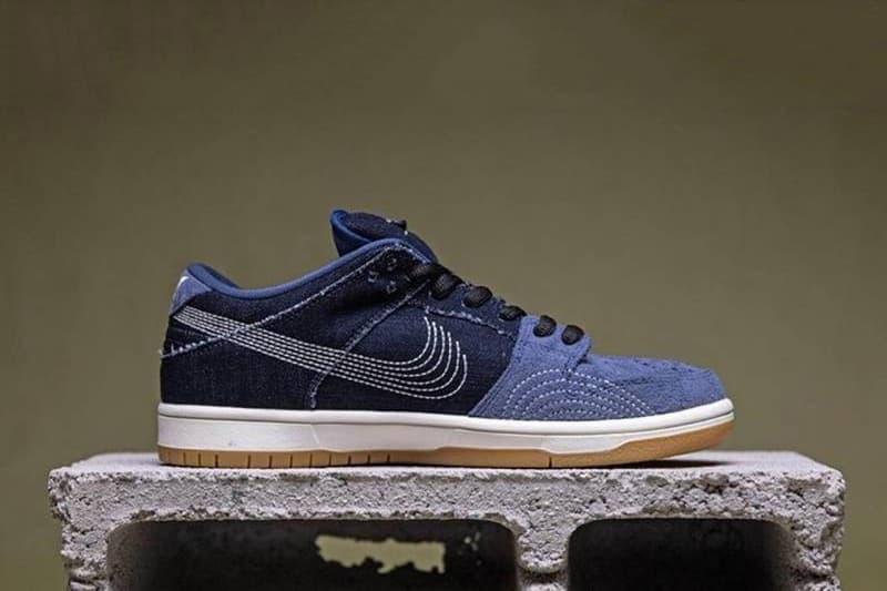 真的假不了-Nike Dunk SB Low「Denim Gum」鞋款實物近賞