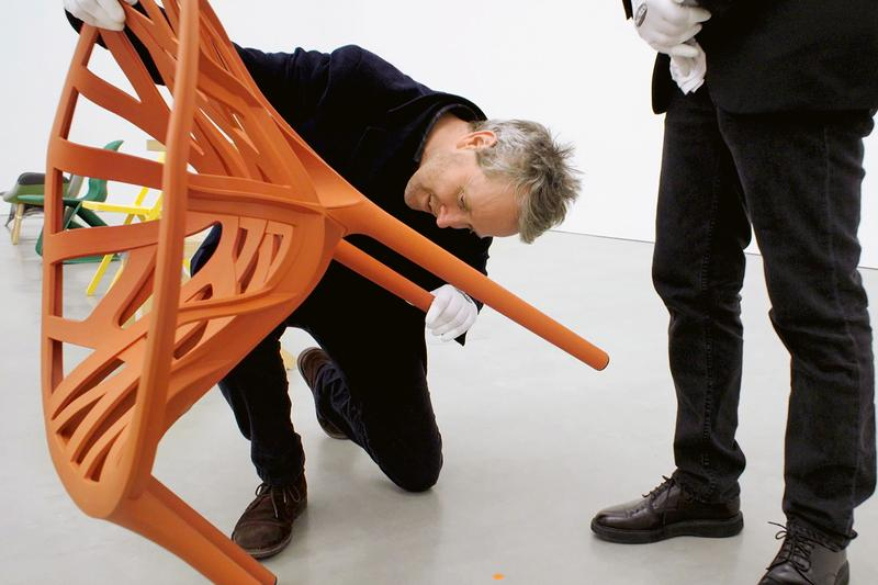 Vitra「座椅」藝術史電影《Chair Times: A History of Seating》正式發佈