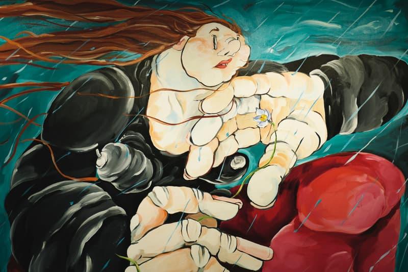HYPEBEAST 走進 WOAW x Case Studyo 期間限定 Cristina BanBan 畫廊