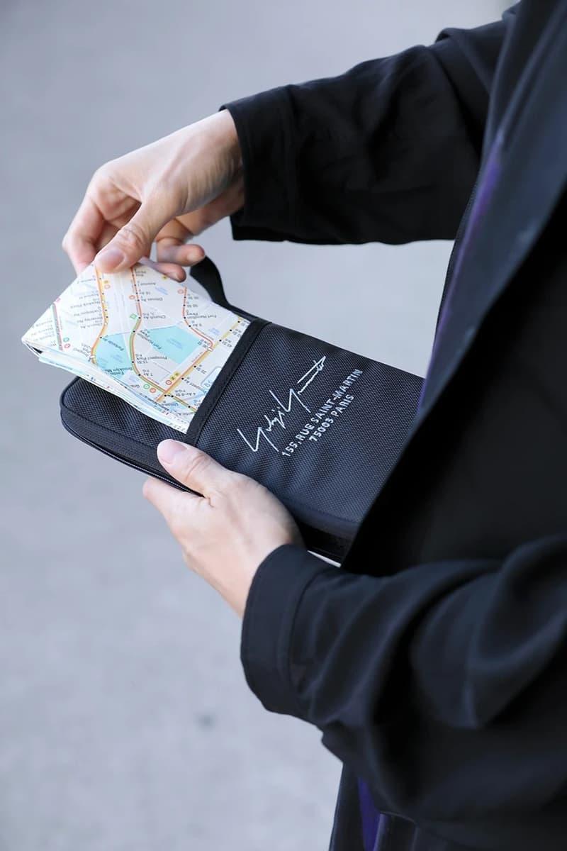 Yohji Yamamoto x New Era Japan 最新聯乘「Travel Series」發佈