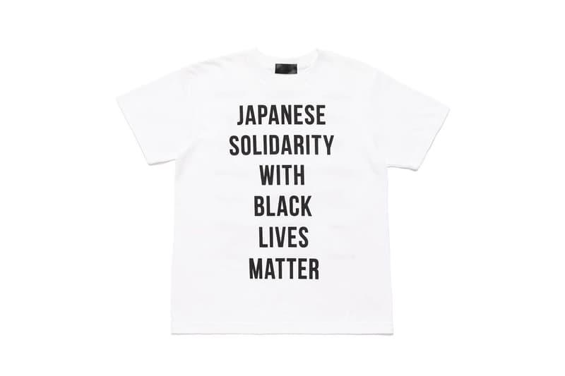 UNDERCOVER、sacai、AMBUSH、WTAPS 等 21 個日本品牌打造慈善紀念 T-Shirt