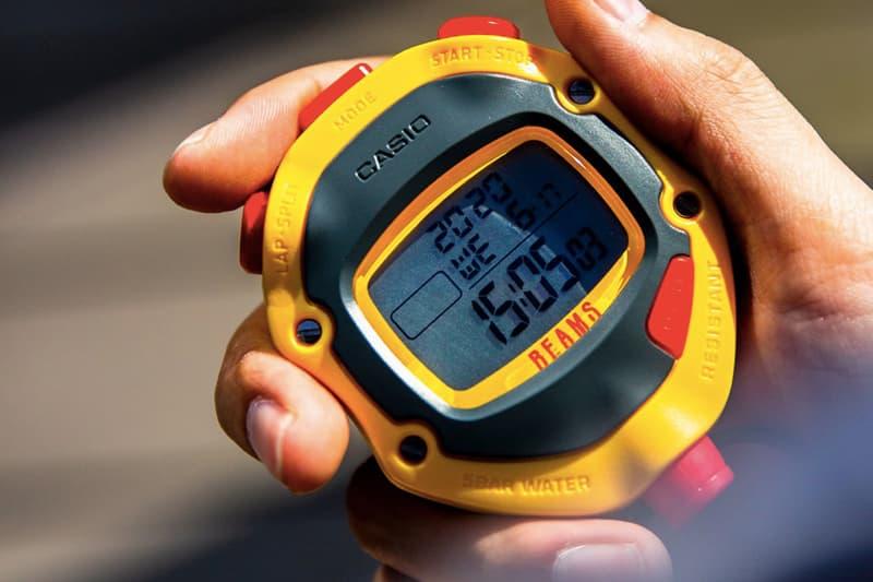 BEAMS x G-Shock 推出別注掛頸時計