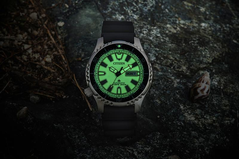 CITIZEN 推出全新亞洲限定版 Promaster NY011 潛水錶系列