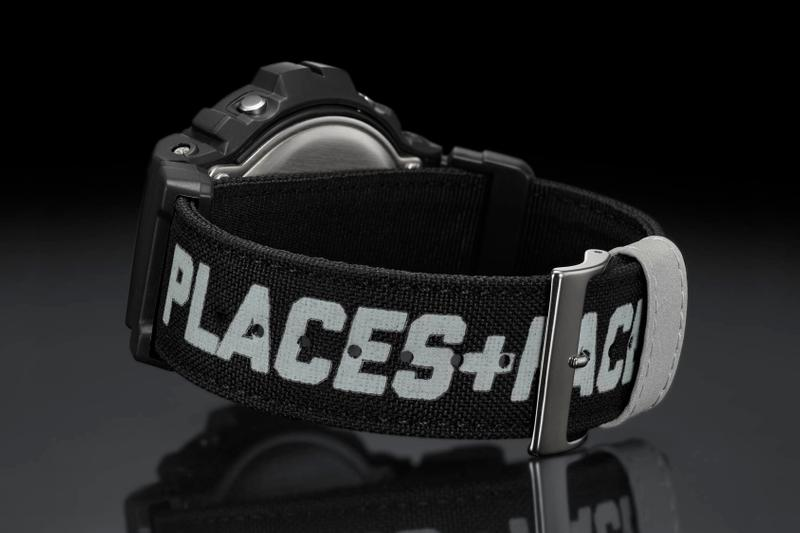 Places+Faces x G-Shock 聯乘 DW-6900 腕錶香港區發售情報