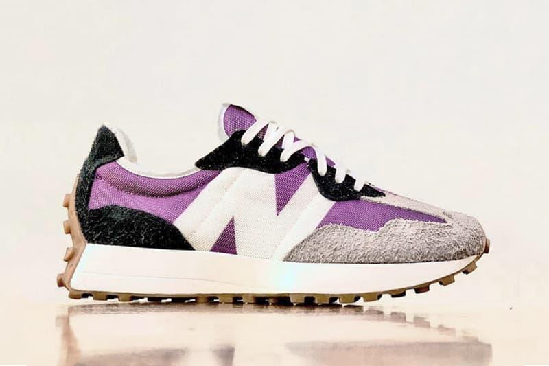New Balance 327 再度迎來另一紫調復古配色